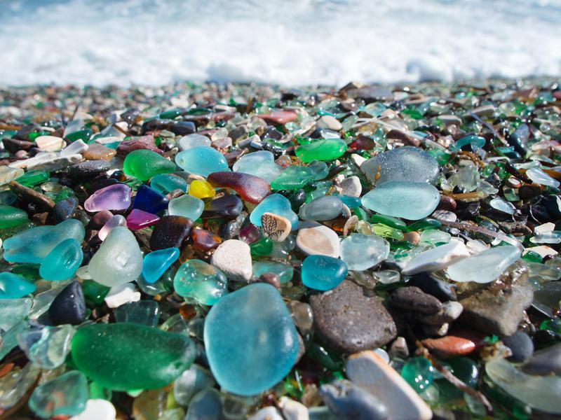 Sea Glass Opening